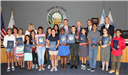Flag Day Essay Contest winners
