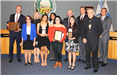 Anaheim Lion Club Youth of the Year
