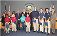 Recognizing Acaciawood College Preparatory Academy students who participated in National History Day