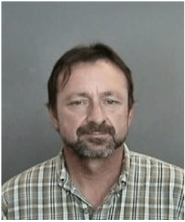 Arrest photo of Donald Paul Busteed