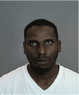Arrest photo of Darnell Clarke