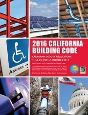 Image of 2016 Building Code Cover