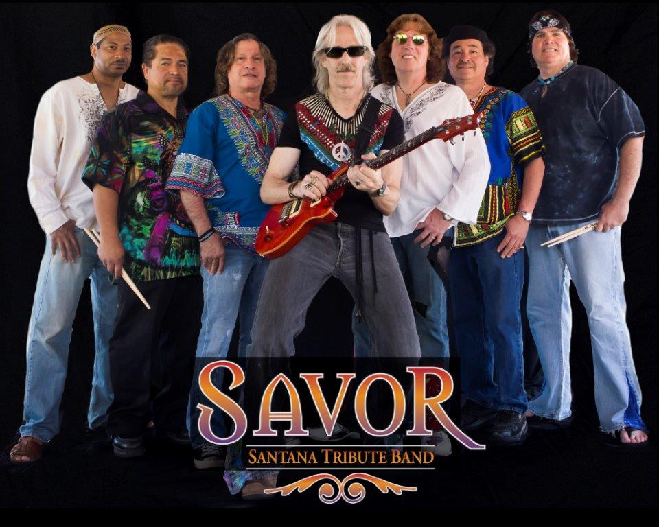 Savor The Band Ad Photo
