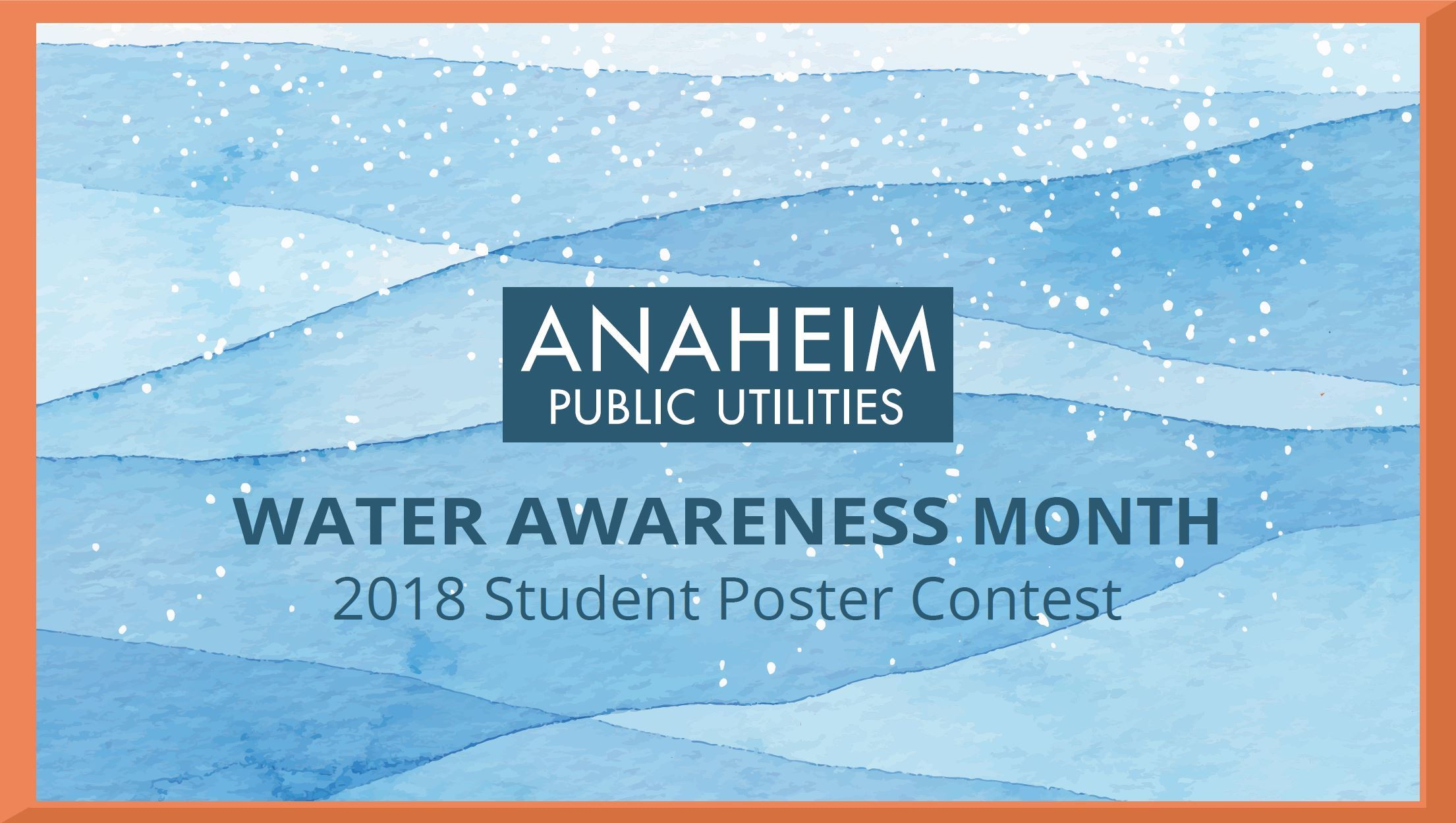 Water Poster Contest