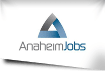 Anaheim Jobs Upper Left Banner