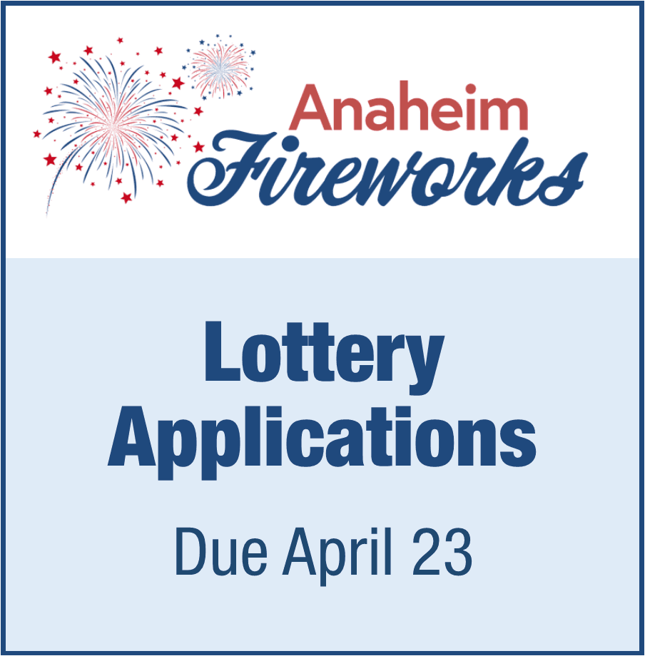 Fireworks lottery application