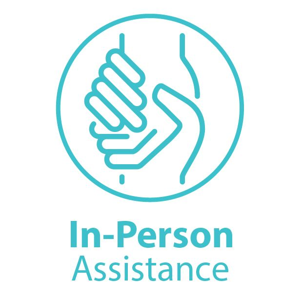 In-Person Assistance