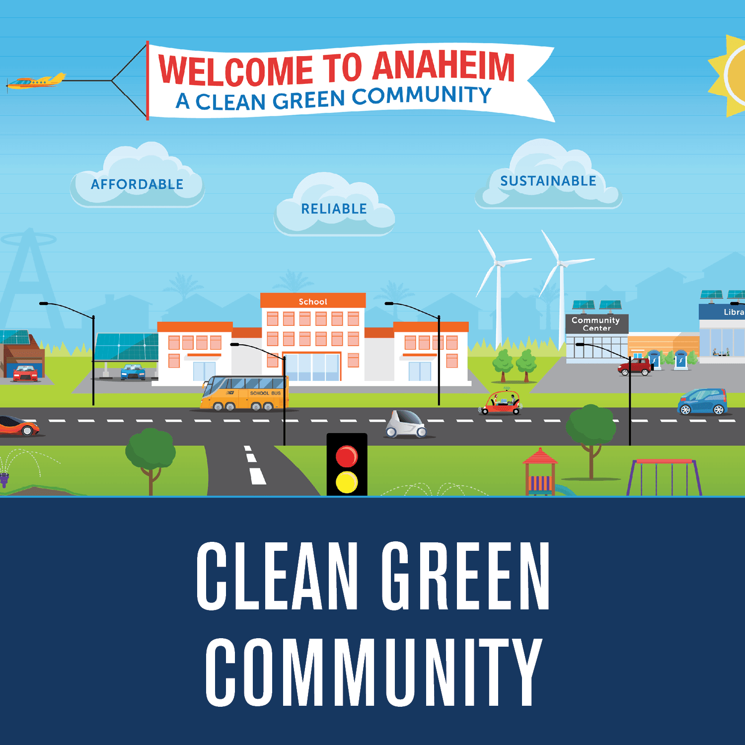 Clean Green Community