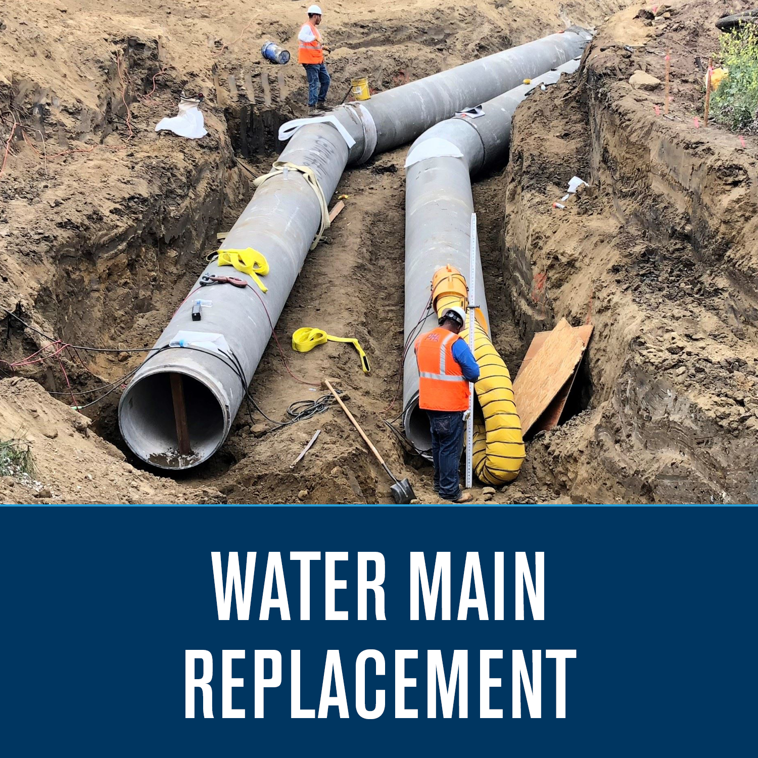 Water Main Replacement