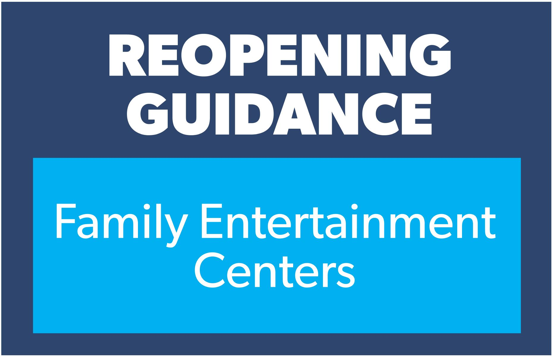 guidance family entertainment centers