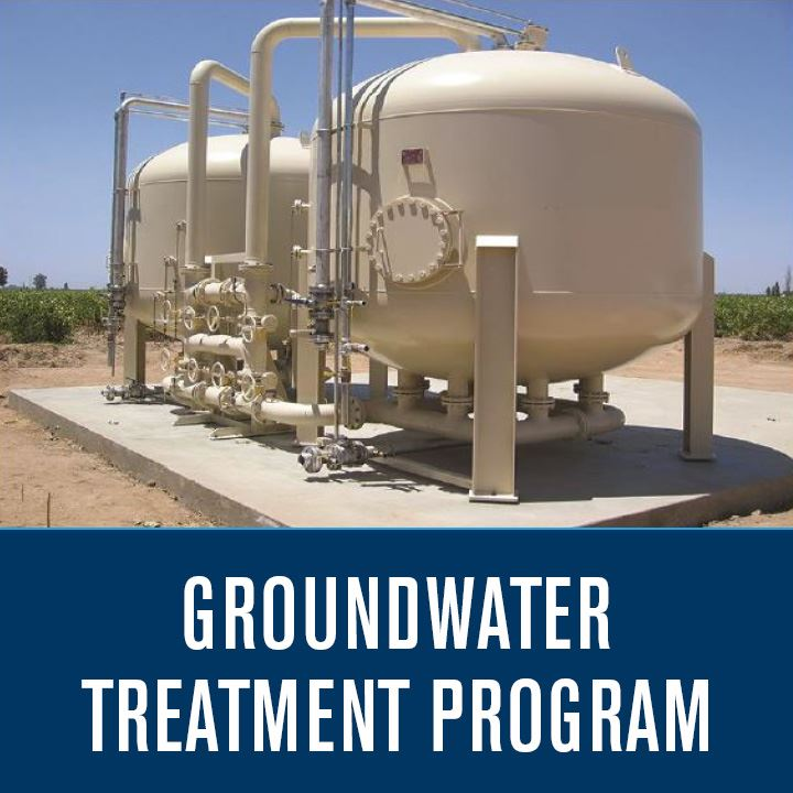 Groundwater Treatment Program