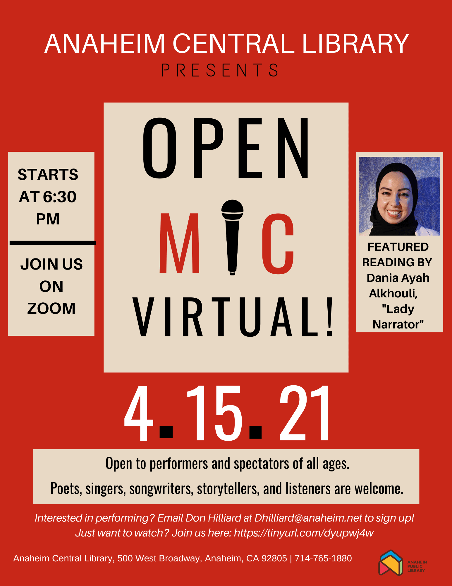 _Open Mic Night - April 2021 - color