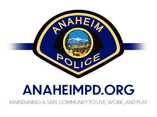 Anaheim Police Department Press Release