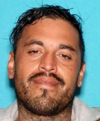 Arrest Photo of Marcos Zavala