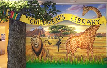 Central Library Children&#39s Room