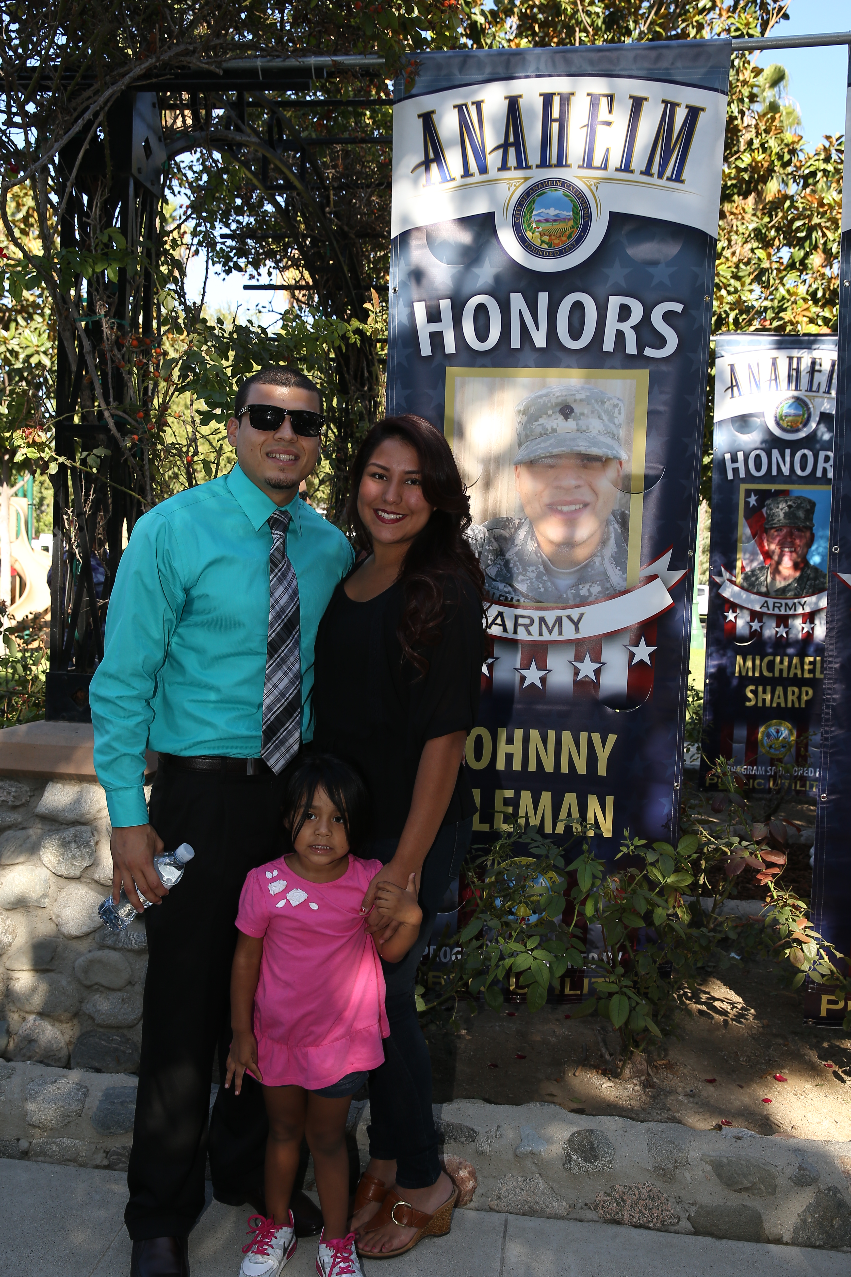 Banner Ceremony - September 29, 2014