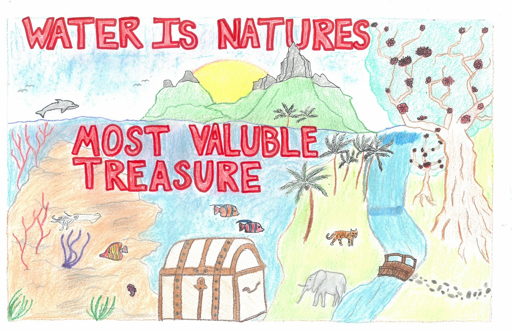 Grade 5 - 2nd place - Eliana Nava