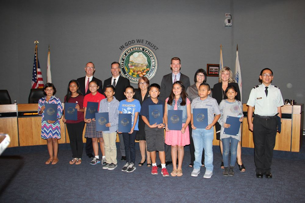 City Council Recognition