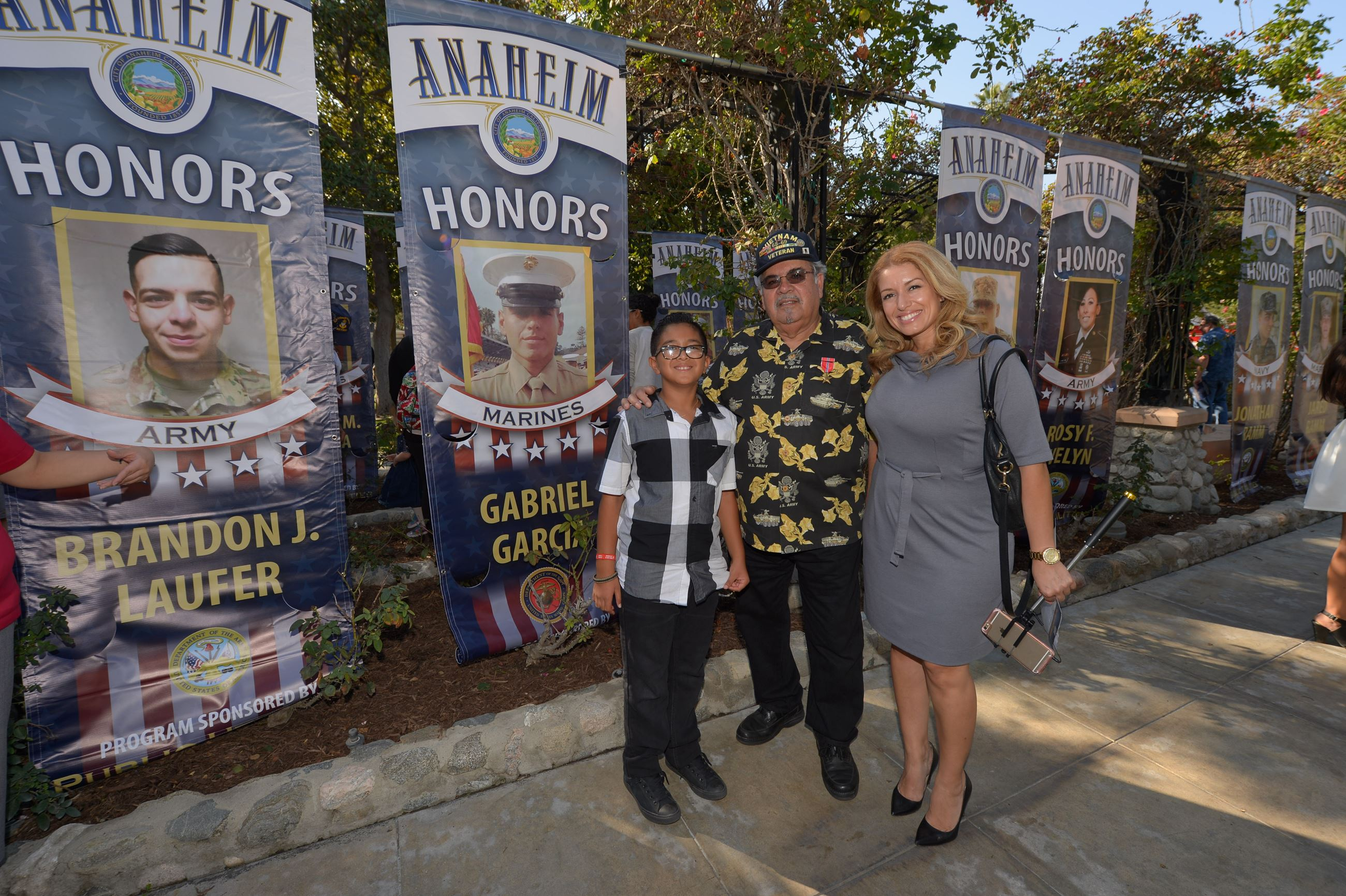 10/18/16 Military Banner Ceremony