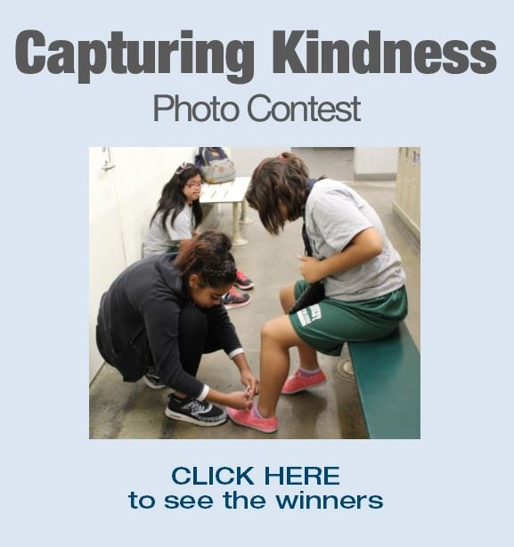 Kindness Photo Button