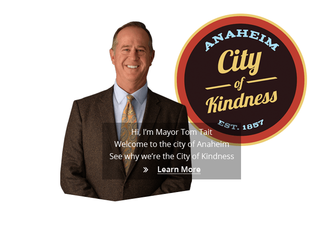 Mayor Tait Kindness Opens In New Window