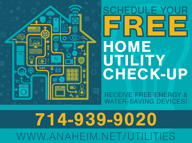 Rebates & Programs | Anaheim, CA - Official Website