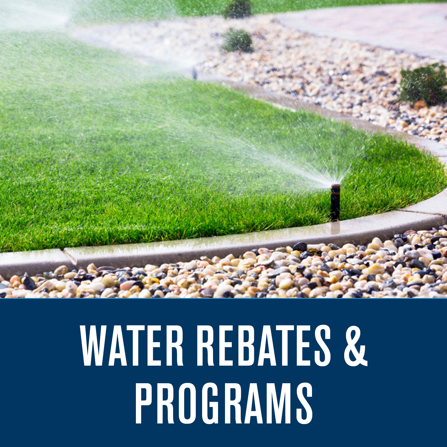 Water Rebates Programs