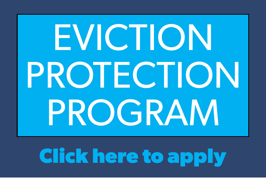 Eviction protection program application
