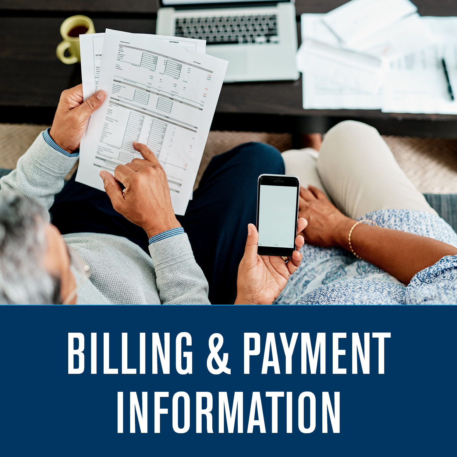Billing Payment Info