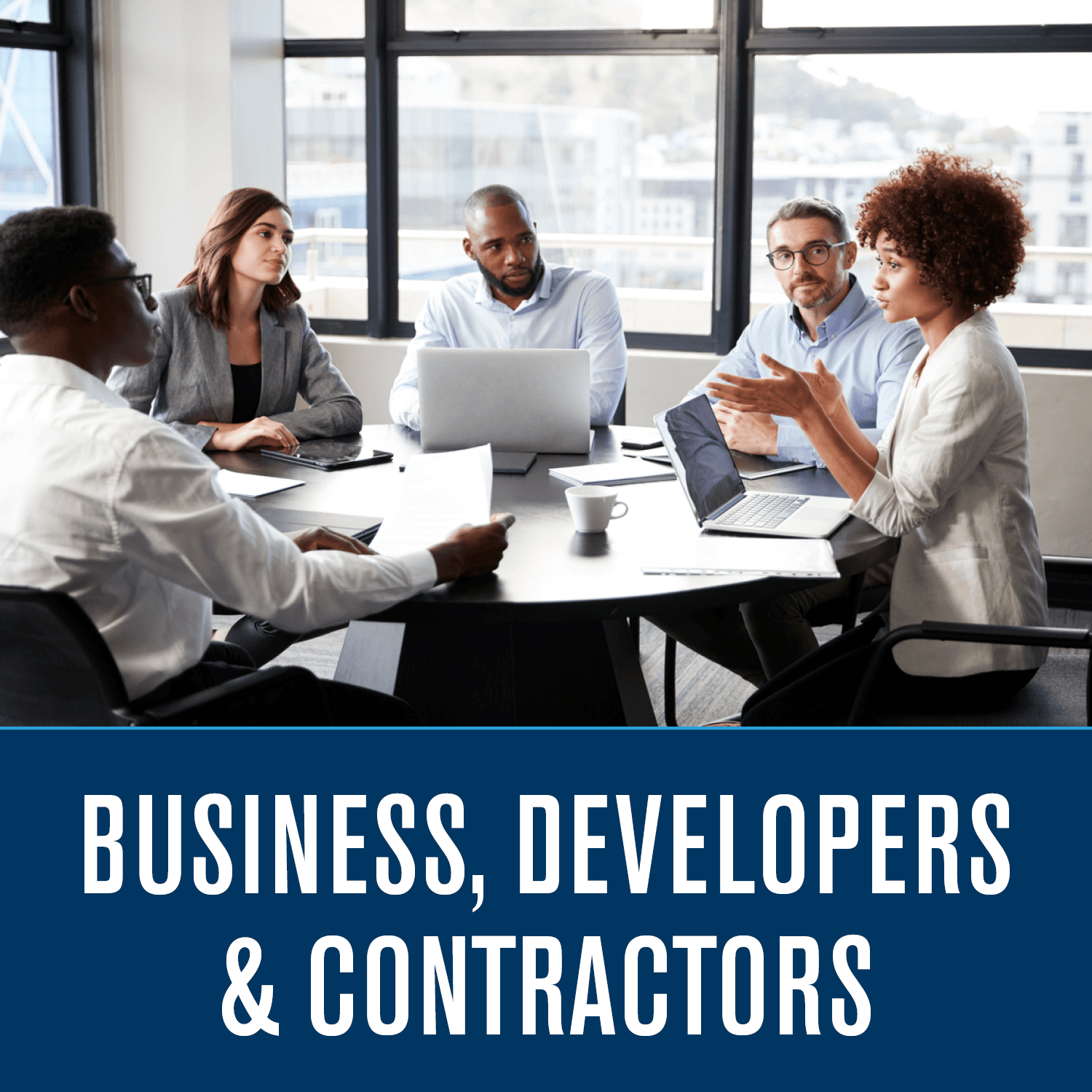 Business Developers Contractors