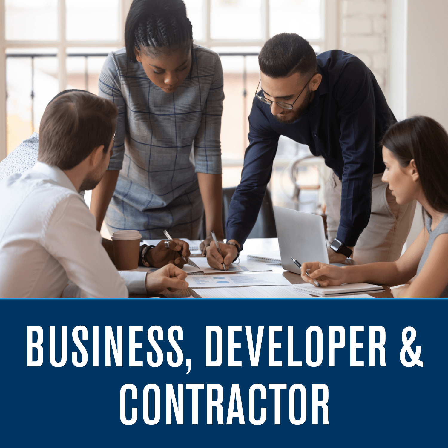 Business, Developer Contractor