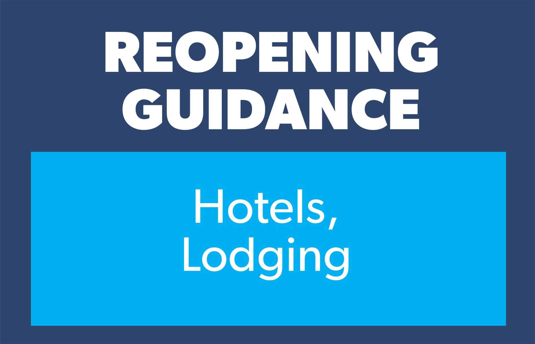 Guidance hotels