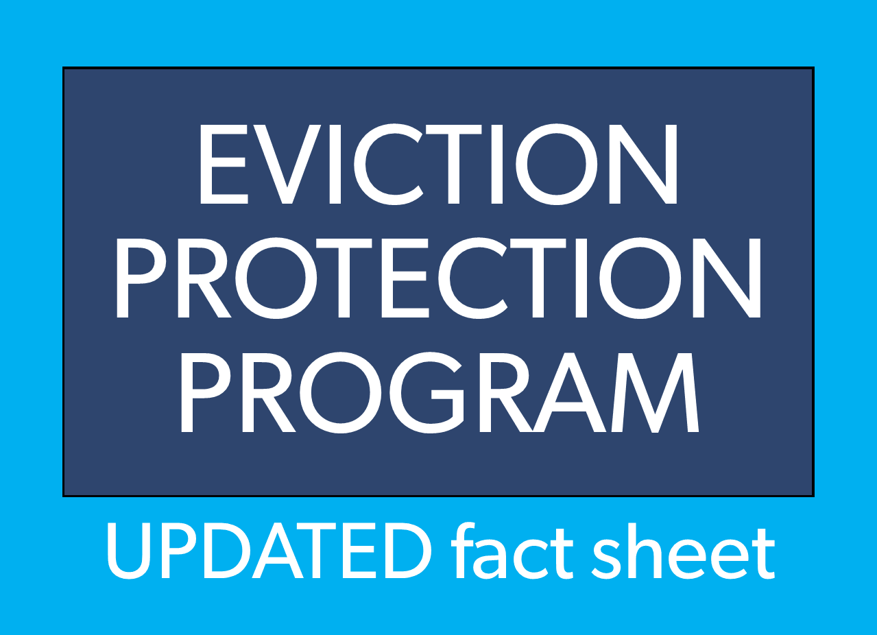 Eviction tile- updated fact sheet
