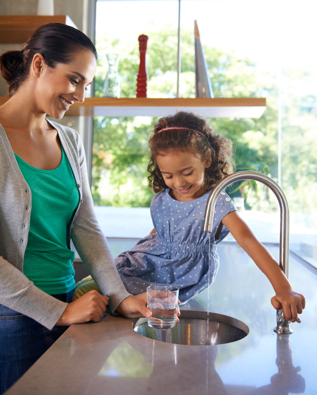 water residential customers