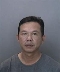 Arrest Photo of Kelven Ta