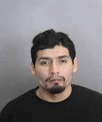 Jose Garcia booking photo