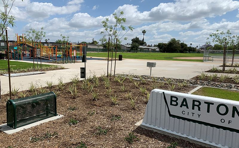 Barton Park Improvements - Image 1