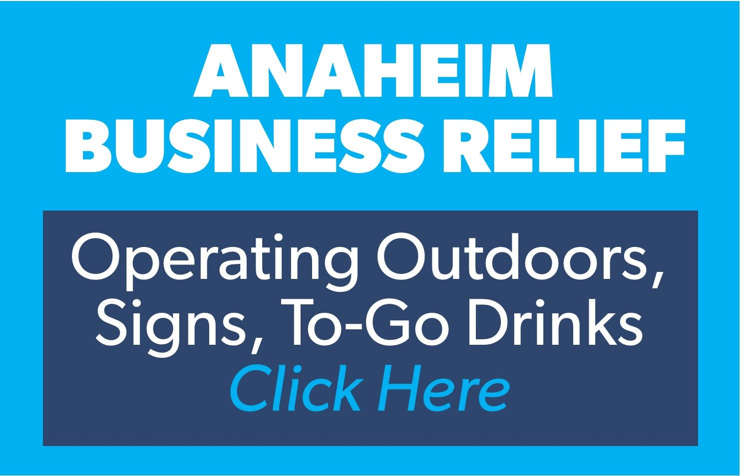 Anaheim business reflief Opens in new window